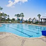 Olympic heated-pool